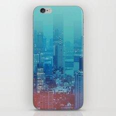 Nightcity iPhone & iPod Skin