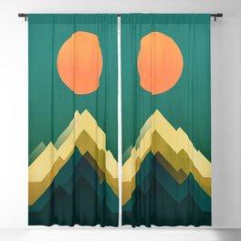 Gold Peak Blackout Curtain