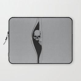 HIDE AND SEEK SKULL Laptop Sleeve