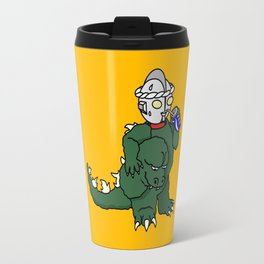 It's Ultra Tough Man Travel Mug