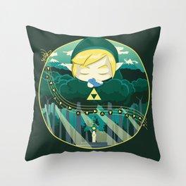 Time Legacy Throw Pillow