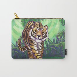 Animal Parade Tiger Carry-All Pouch