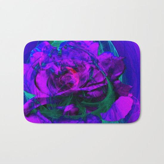 Always A Rose Bath Mat