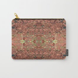 The Celebration- Blush Bohemian  Carry-All Pouch