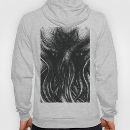 "Cthulu ""He is Risen"" H.P. Lovecraft Hoody"