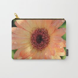 Daisies and Dew Drops Carry-All Pouch