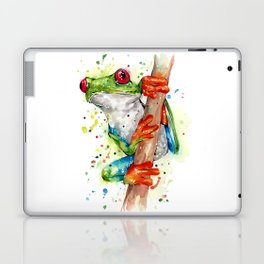 Tree Frog Laptop & iPad Skin