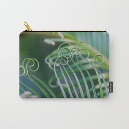 Palm frond spirals Carry-All Pouch