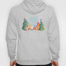 I will honour christmas in my heart Hoody
