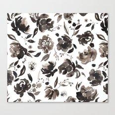 Winter blossom Canvas Print
