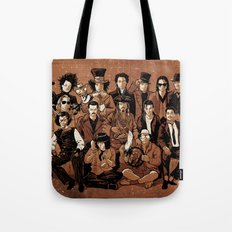 Depp Perception Tote Bag