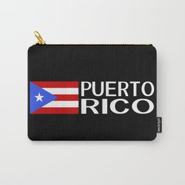 Puerto Rico: Puerto Rican Flag & Puerto Rico Carry-All Pouch