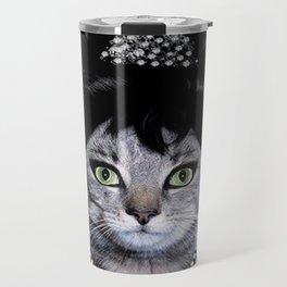 nice cat Travel Mug