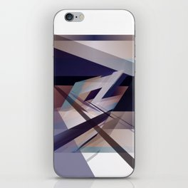 Abstract 2018 010 iPhone Skin