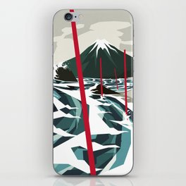 Breaking the Waves II iPhone Skin