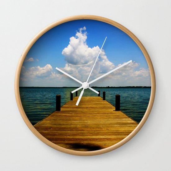 FL Wall Clock