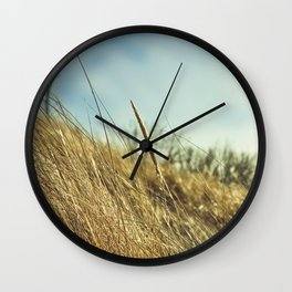 Low POV 2 Wall Clock