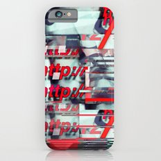 Glitch Decon 1 iPhone 6s Slim Case