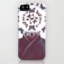 Zentomologist iPhone Case