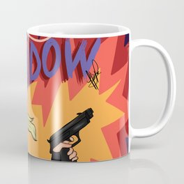Black Widow Coffee Mug