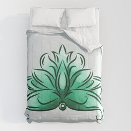 The mint loto Comforters