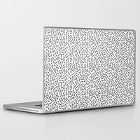 memphis Laptop & iPad Skins featuring Memphis by Sandy Cary