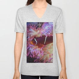 The Clownfish Show Unisex V-Neck