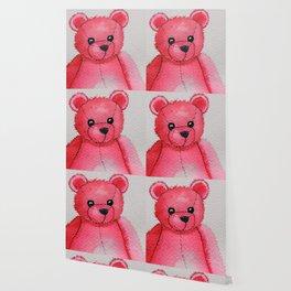 Rosy the Bear Wallpaper