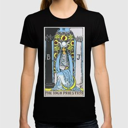 02 - 	The High Priestess T-shirt