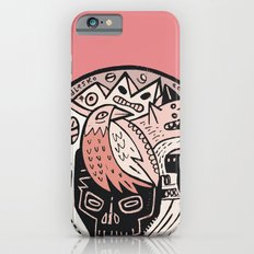Bubble Head - pink iPhone 6s Slim Case