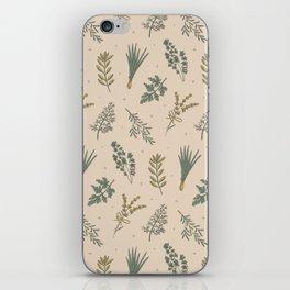Fresh Herbs iPhone Skin
