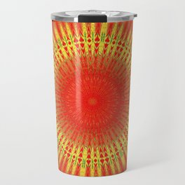 Sun wheel Travel Mug