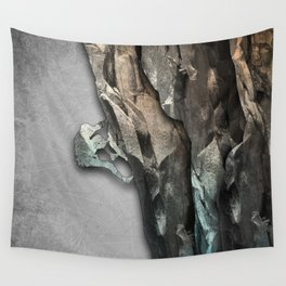 The Climber Wall Tapestry