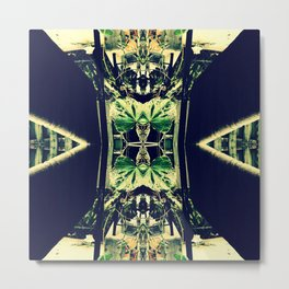 Through My Looking Glass v5 Metal Print