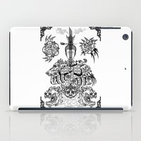 zen iPad Cases featuring Zen by Implicitprint