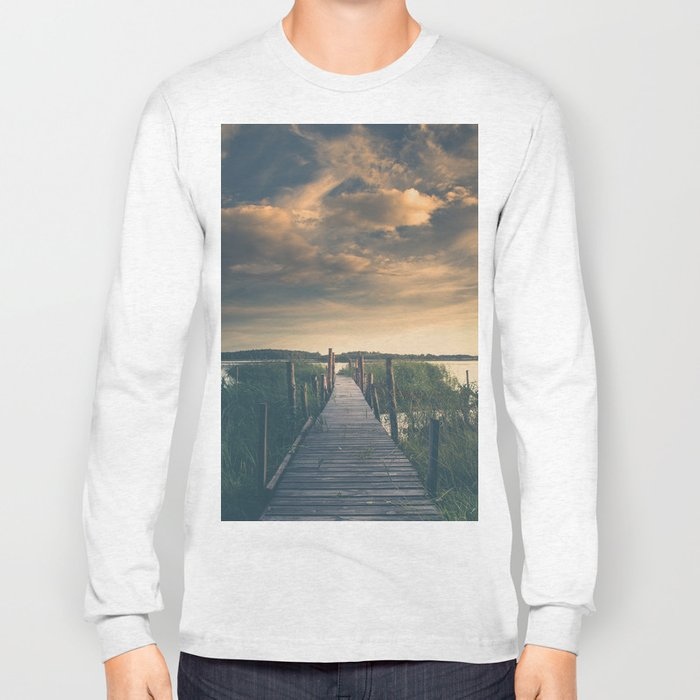 No room for improvement Long Sleeve T-shirt