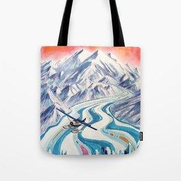 Regal Air Alaska Tote Bag