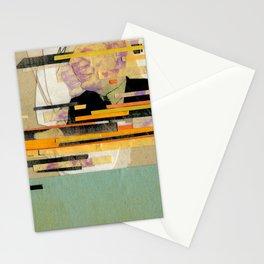 Kung Fu City Stationery Cards