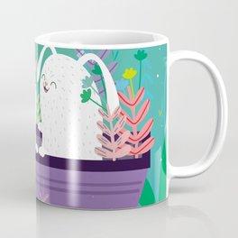 Bunnies in love Coffee Mug