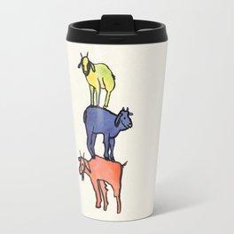 3 Billy Goats Up Travel Mug