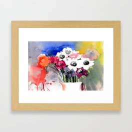Just for you... Framed Art Print