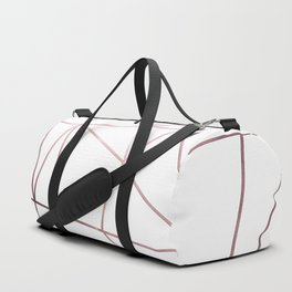 Metal nodes Duffle Bag