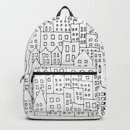 Coit City Pattern 1 Backpack