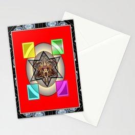 *Transcending Stars* Stationery Cards