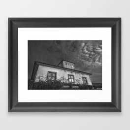 Old House II Framed Art Print