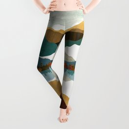 Winter Lake Leggings