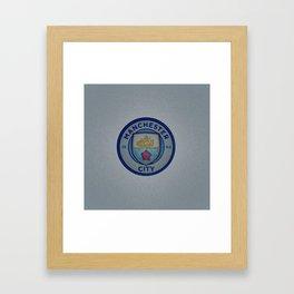 The Citizen Framed Art Print