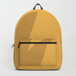 Three Stacked Pyramids Backpack