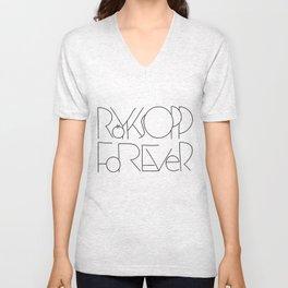 Röyksopp Forever Unique Title Unisex V-Neck