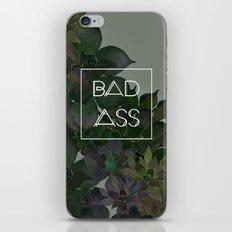 BADASS iPhone & iPod Skin